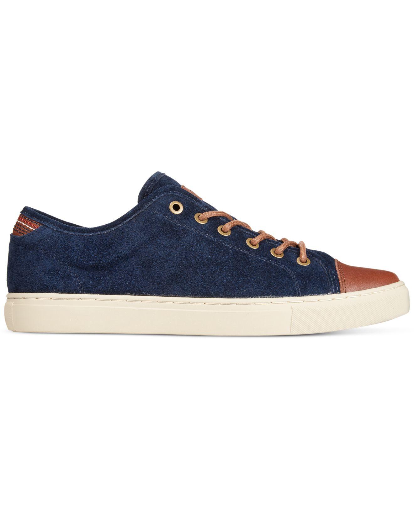 tommy hilfiger mason sneakers in blue for men lyst. Black Bedroom Furniture Sets. Home Design Ideas