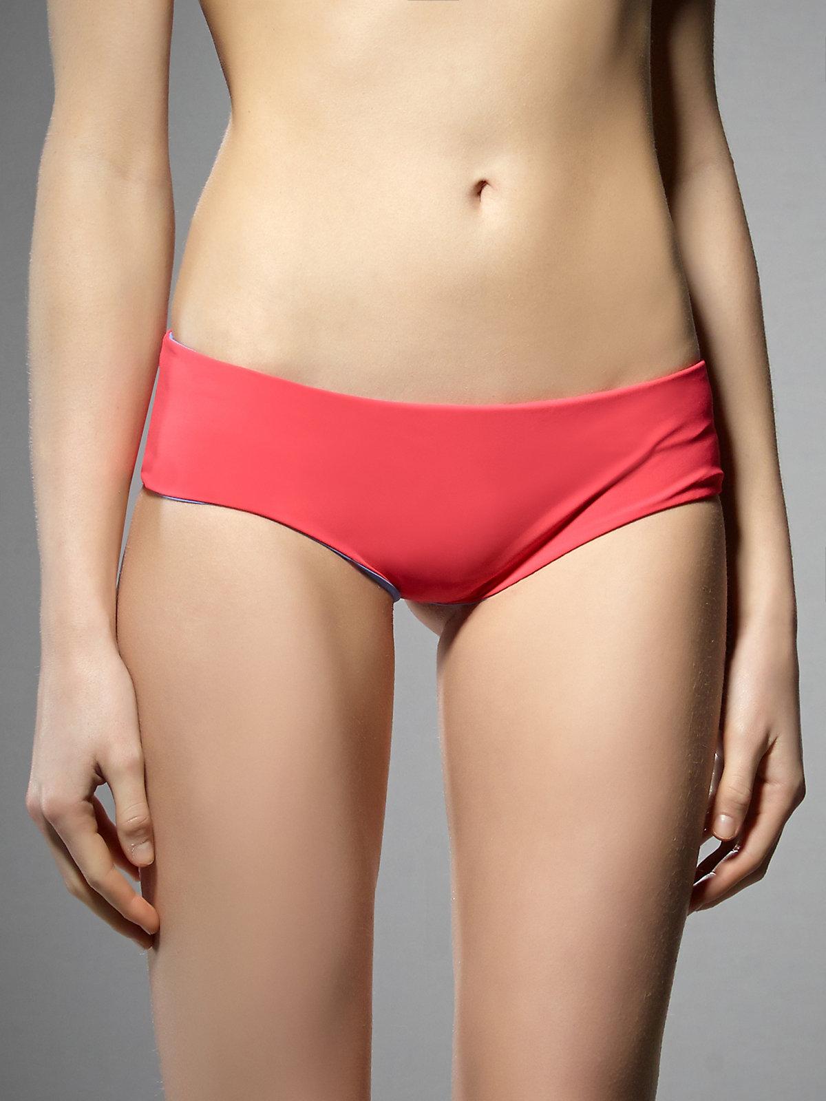 Patrizia Pepe Bikini Shorts in Blue (Lichi Red/Plume Lil ...