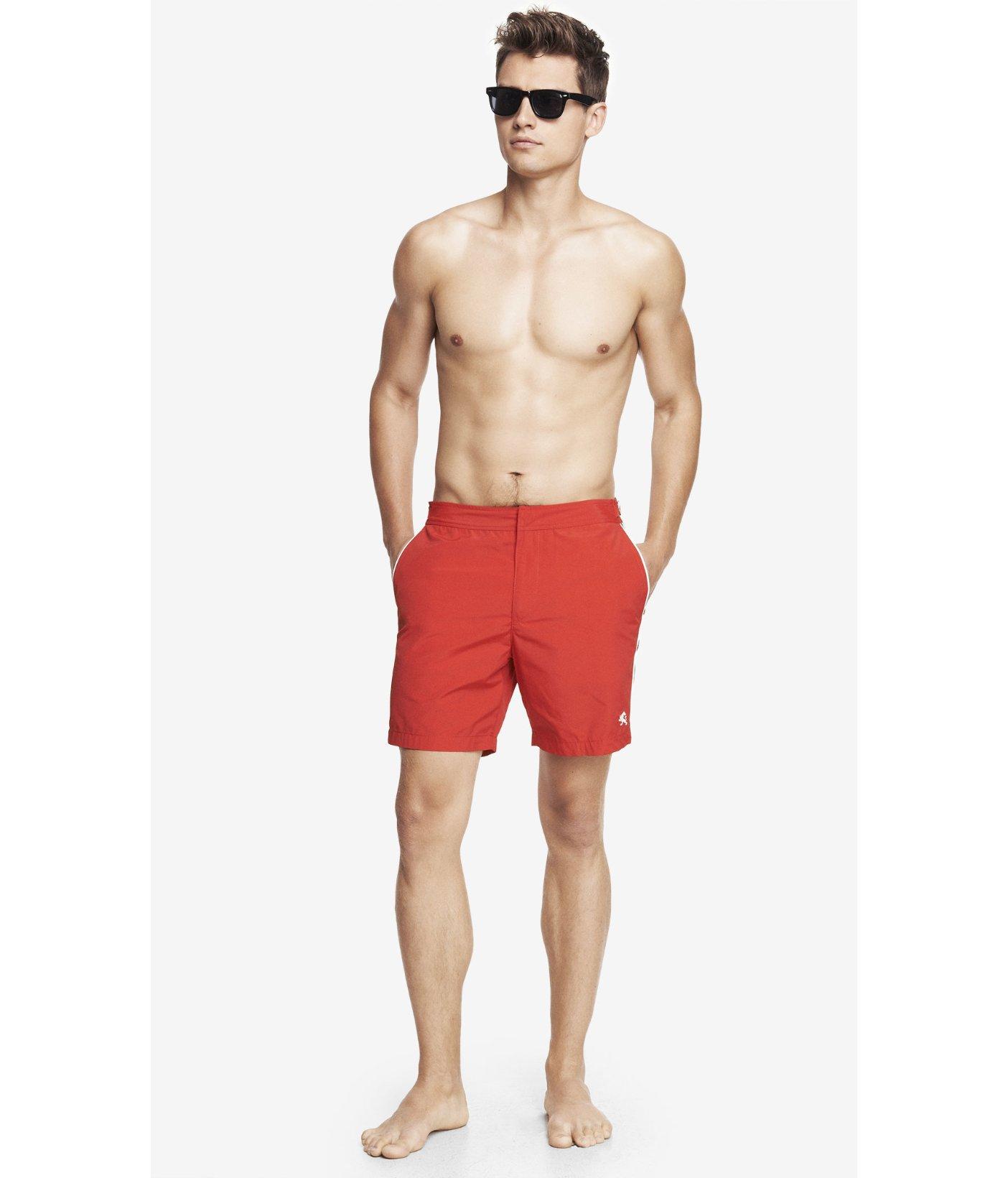 Swim Shorts Frugal Male Fashion