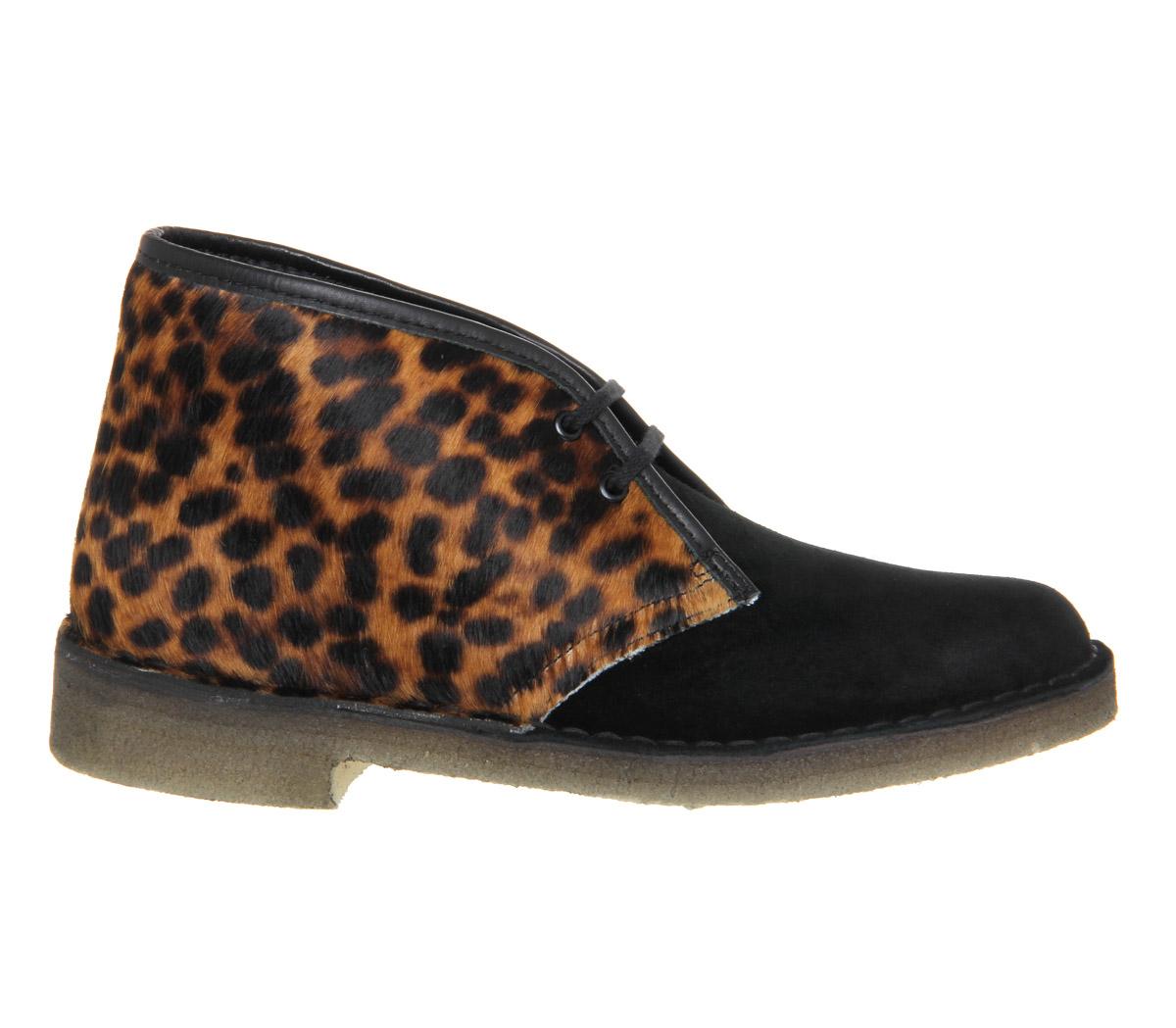 clarks desert boots in multicolor lyst