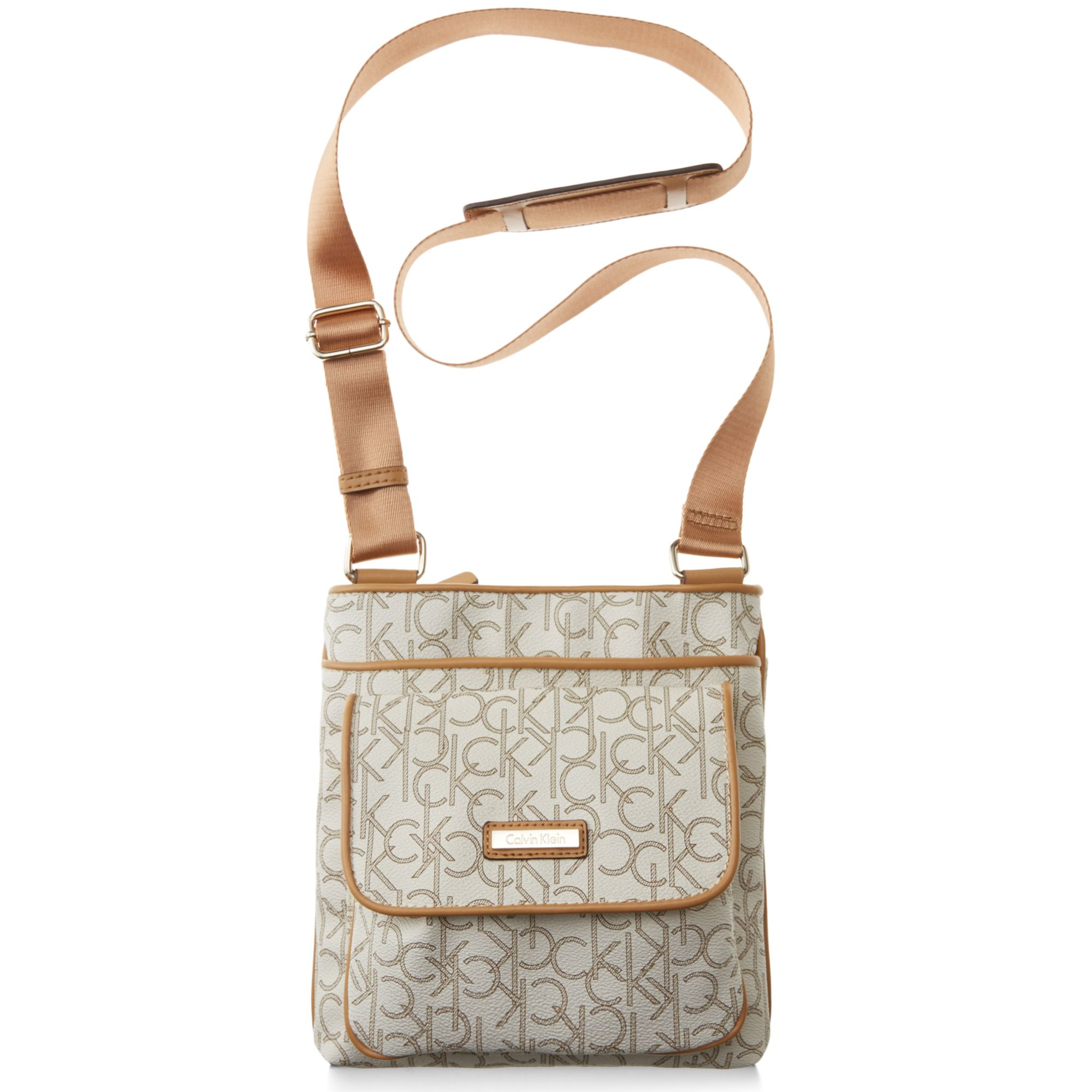 06fa0483dd Gallery. Previously sold at  Macy s · Women s Calvin Klein Crossbody