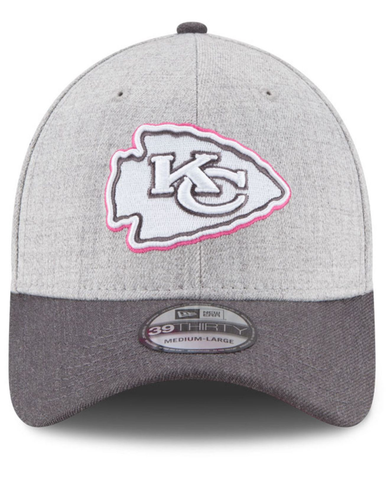 ... Lyst - Ktz Kansas City Chiefs Breast Cancer Awareness 39thir newest  f0722 d4abc ... 6024f56bda0e