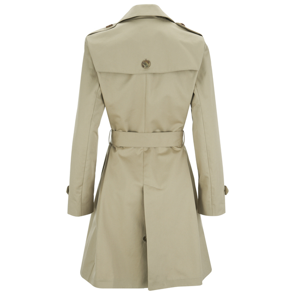 American Vintage Women S Supindale Trench Coat In Natural