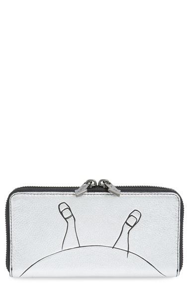 ad41f07266f Marc By Marc Jacobs - X Disney 'alice In Wonderland - Vertical Zippy' Wallet