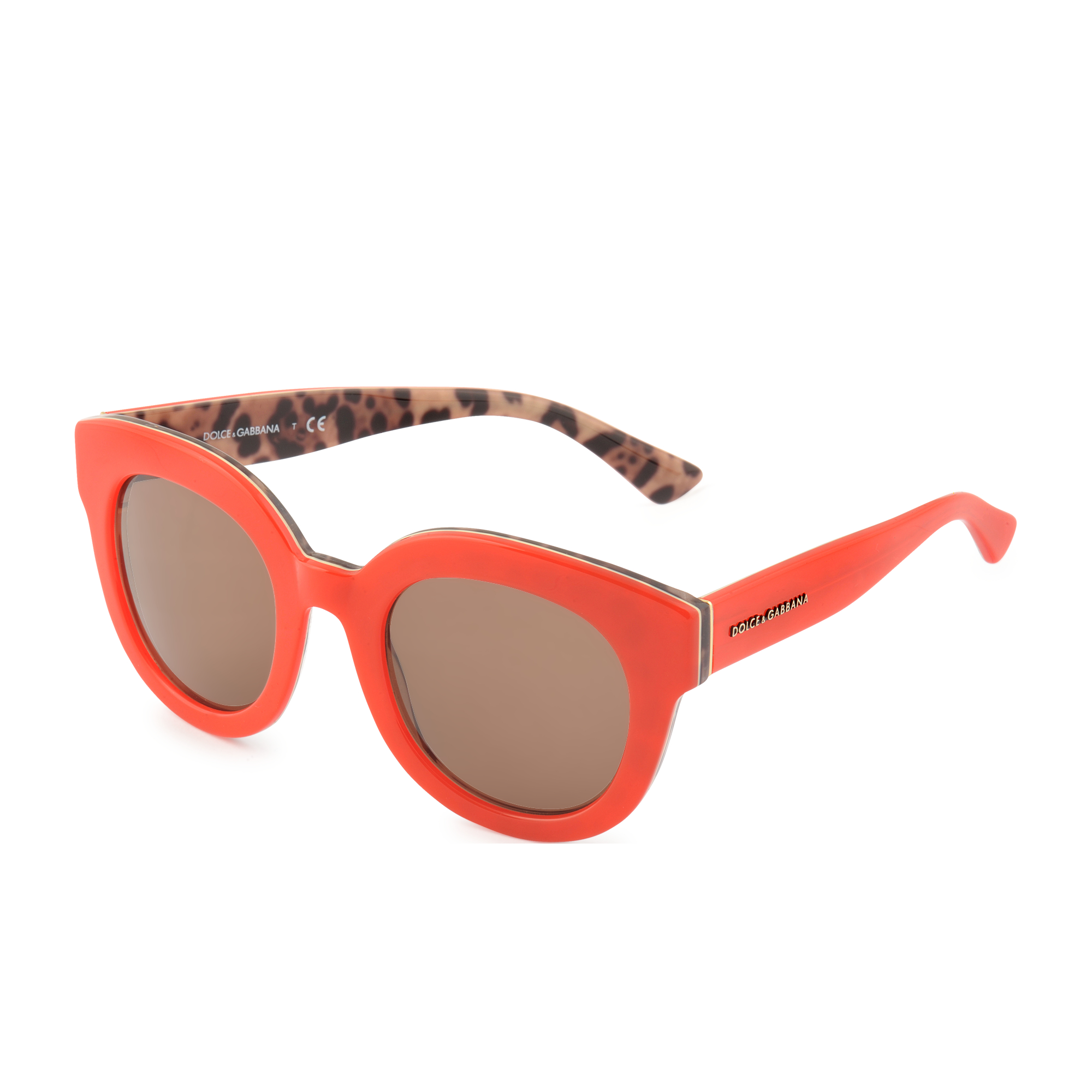 44f7ef19ba4 Dolce And Gabbana Sunglasses Black And Orange
