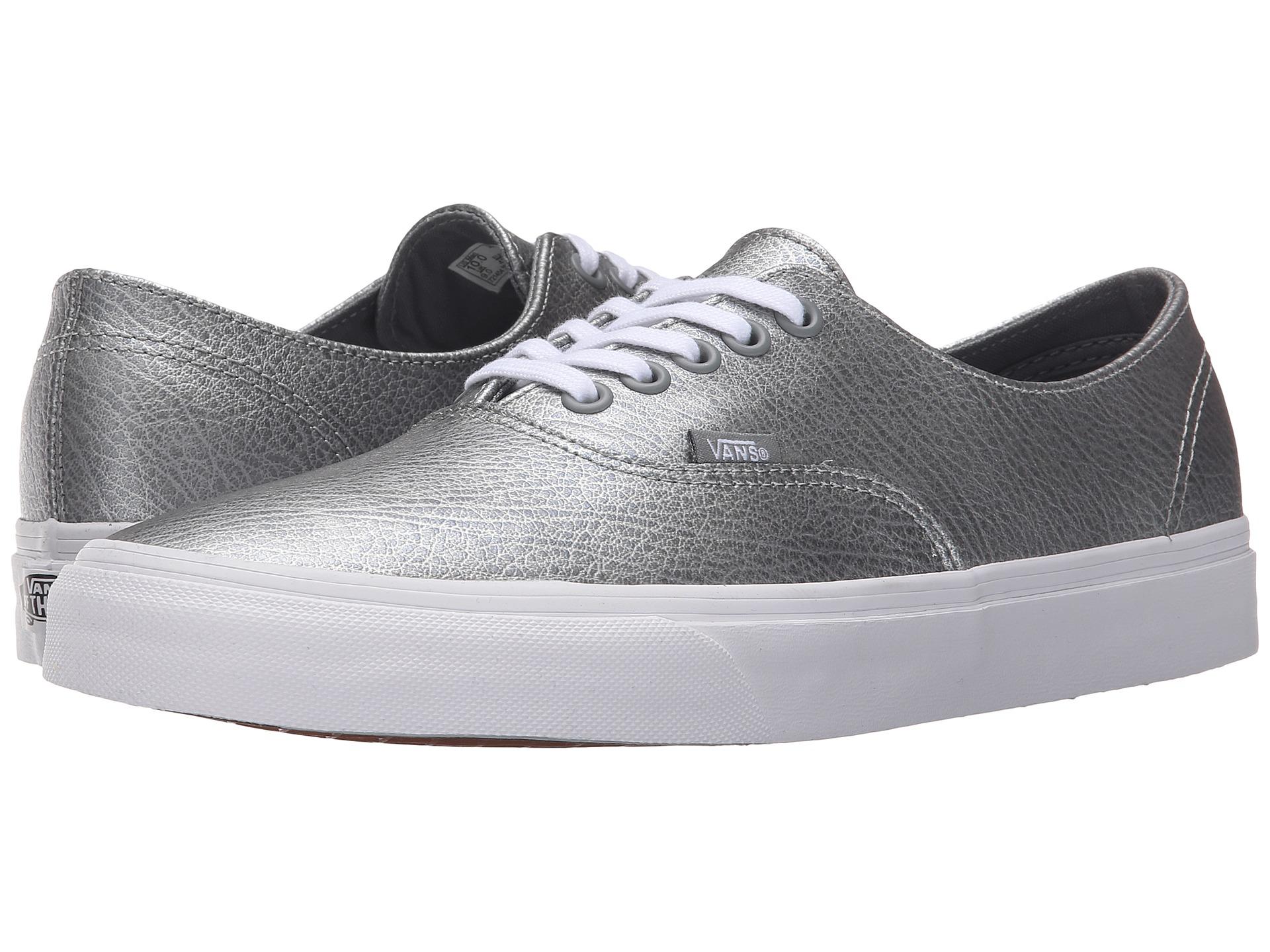 Vans Authentic Gray Scotchgard® In Decon Lyst Tqwznv11