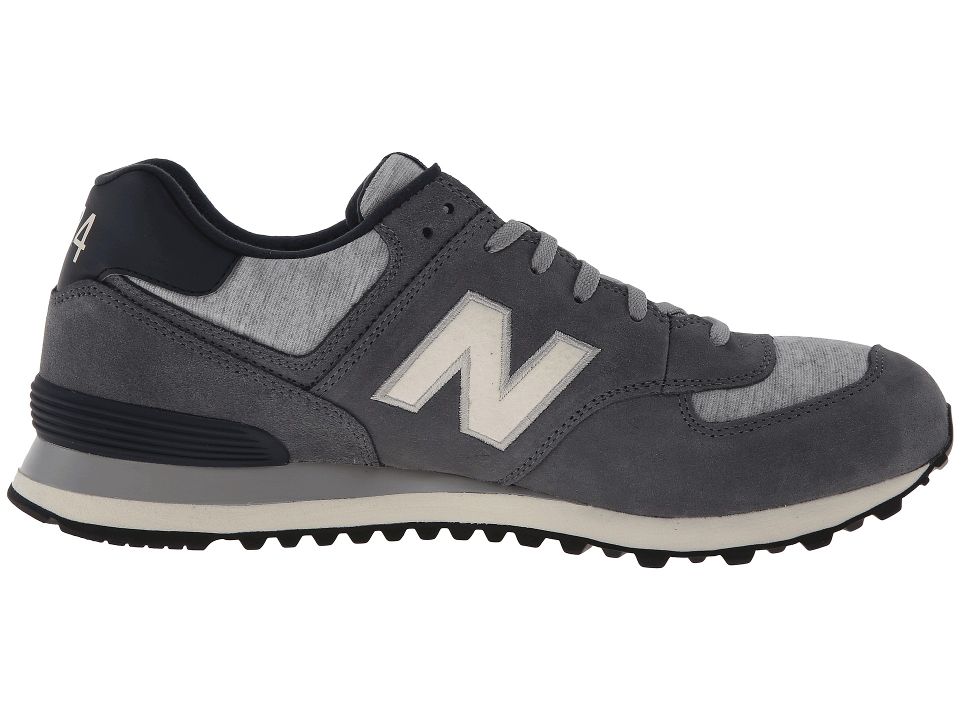 new balance classics ml574 - pennant collection