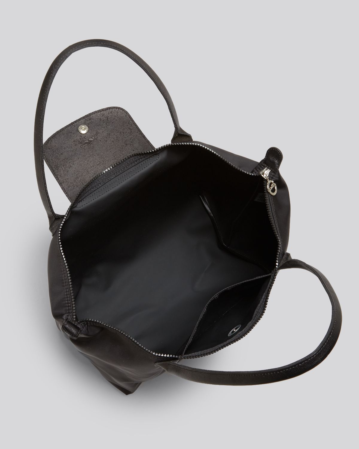 Lyst Longchamp Tote Le Pliage Neo Large In Black