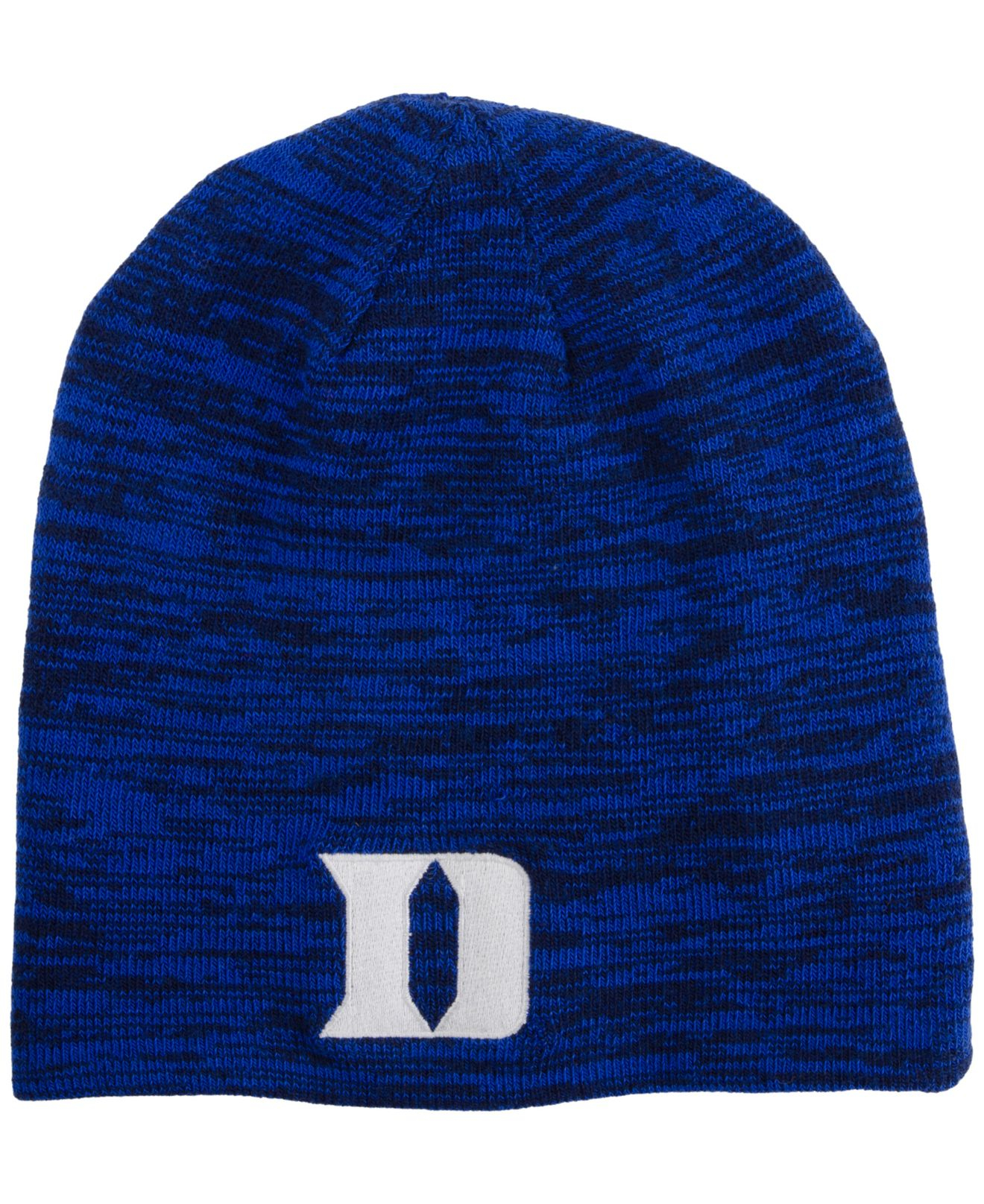 f2016295b83 Lyst - Nike Duke Blue Devils Reversible Beanie Knit Hat for Men