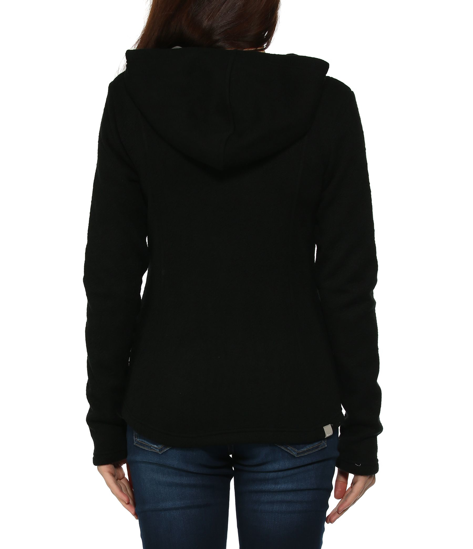 Bench Individualistic Hoodie In Black Lyst