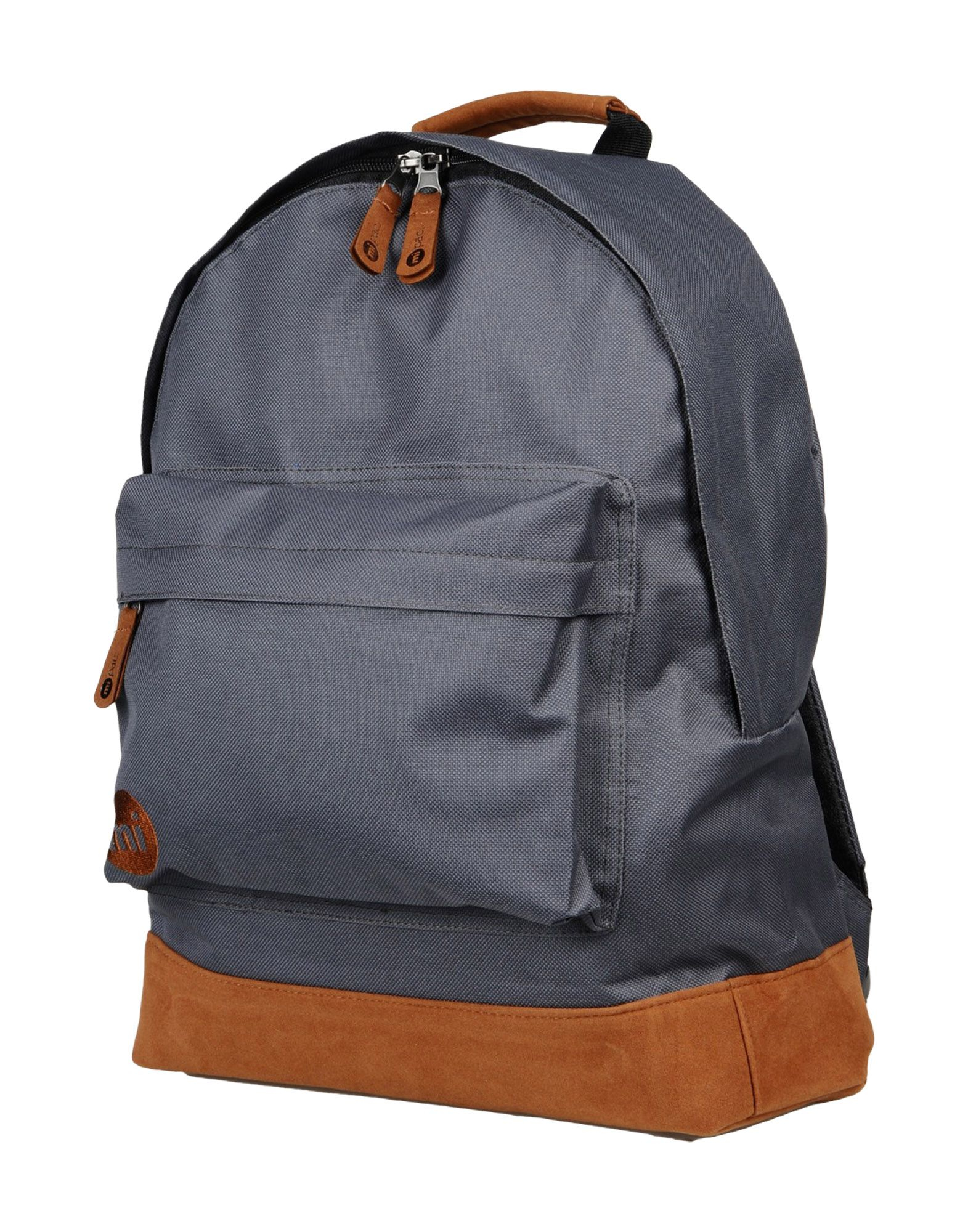 mi pac rucksacks bumbags in gray for men lyst. Black Bedroom Furniture Sets. Home Design Ideas
