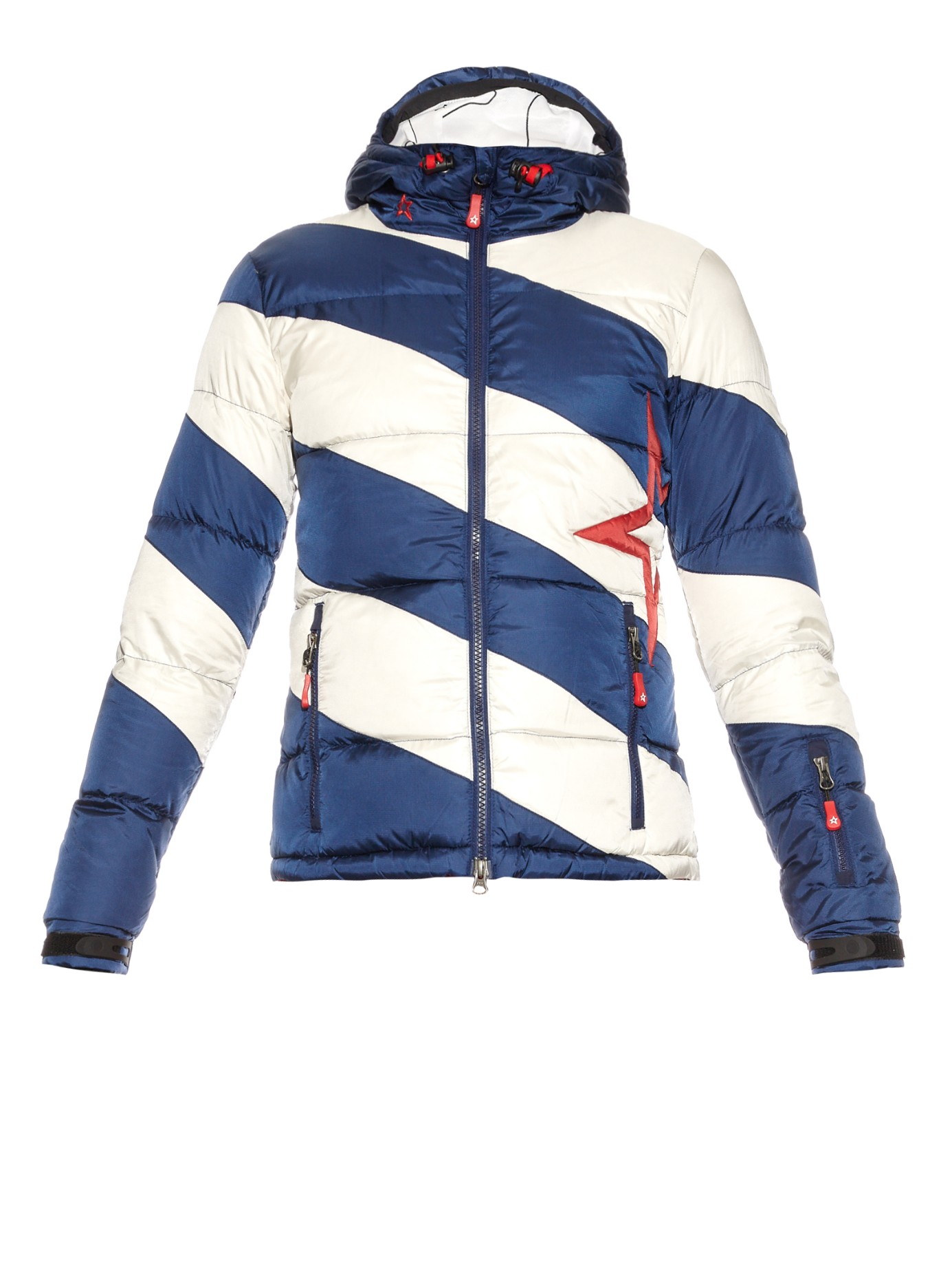 Perfect Moment Synthetic Super Day Quilted Down Jacket In