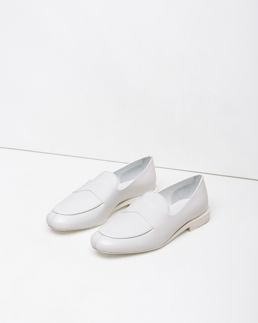laceless loafers - White Jil Sander 2018 Newest For Sale Outlet Discount Very Cheap o6L15DUich