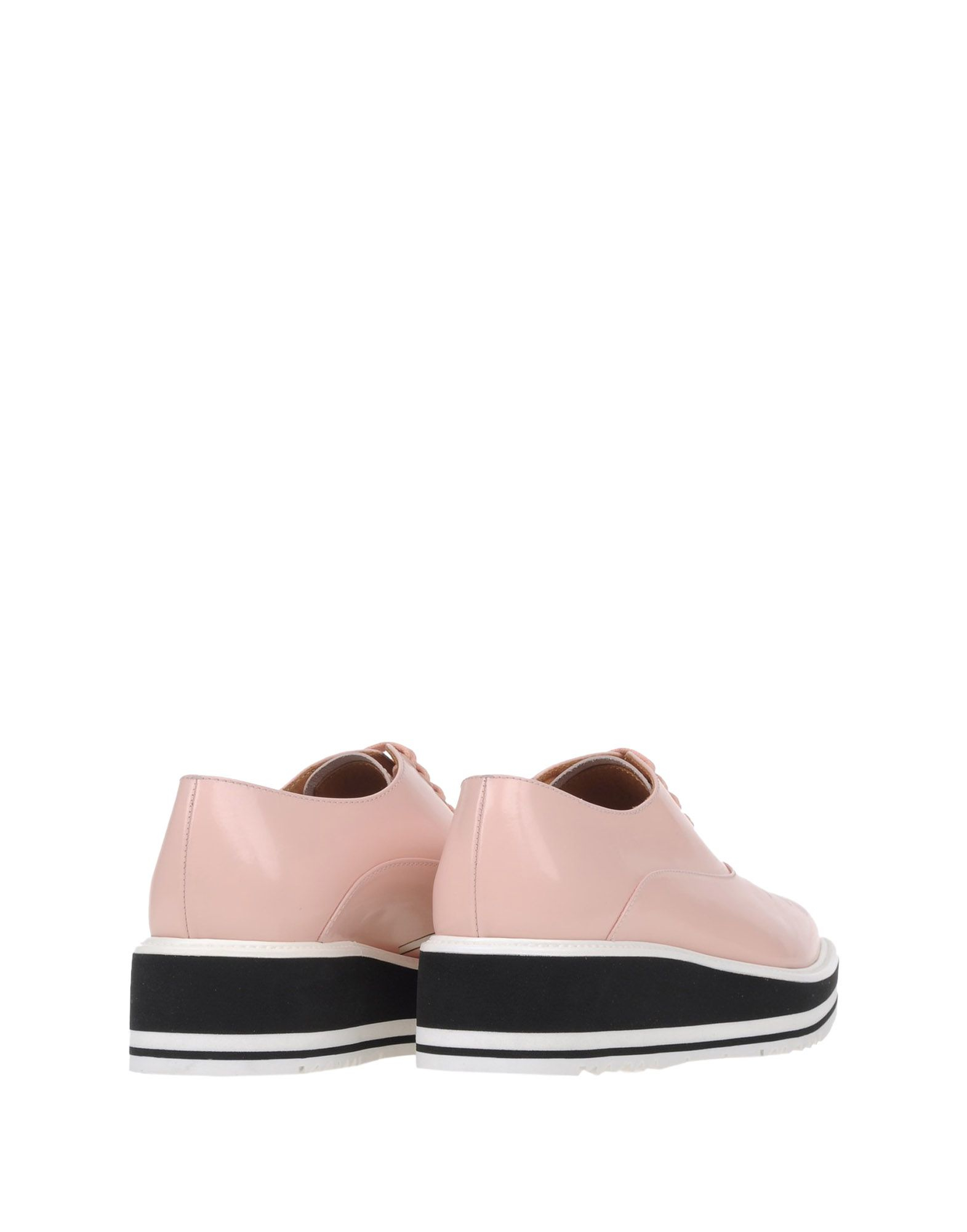 4a73ce89d60 ... where can i buy lyst prada lace up shoe in pink 59928 d1514 ...