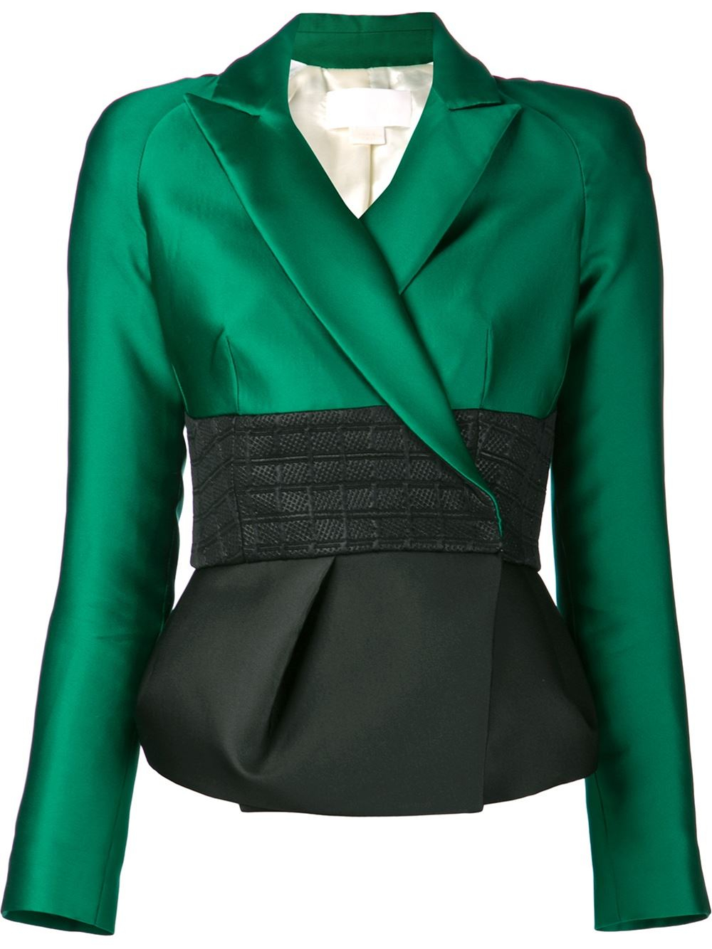 Antonio Berardi Ladies Jacket In Green Lyst