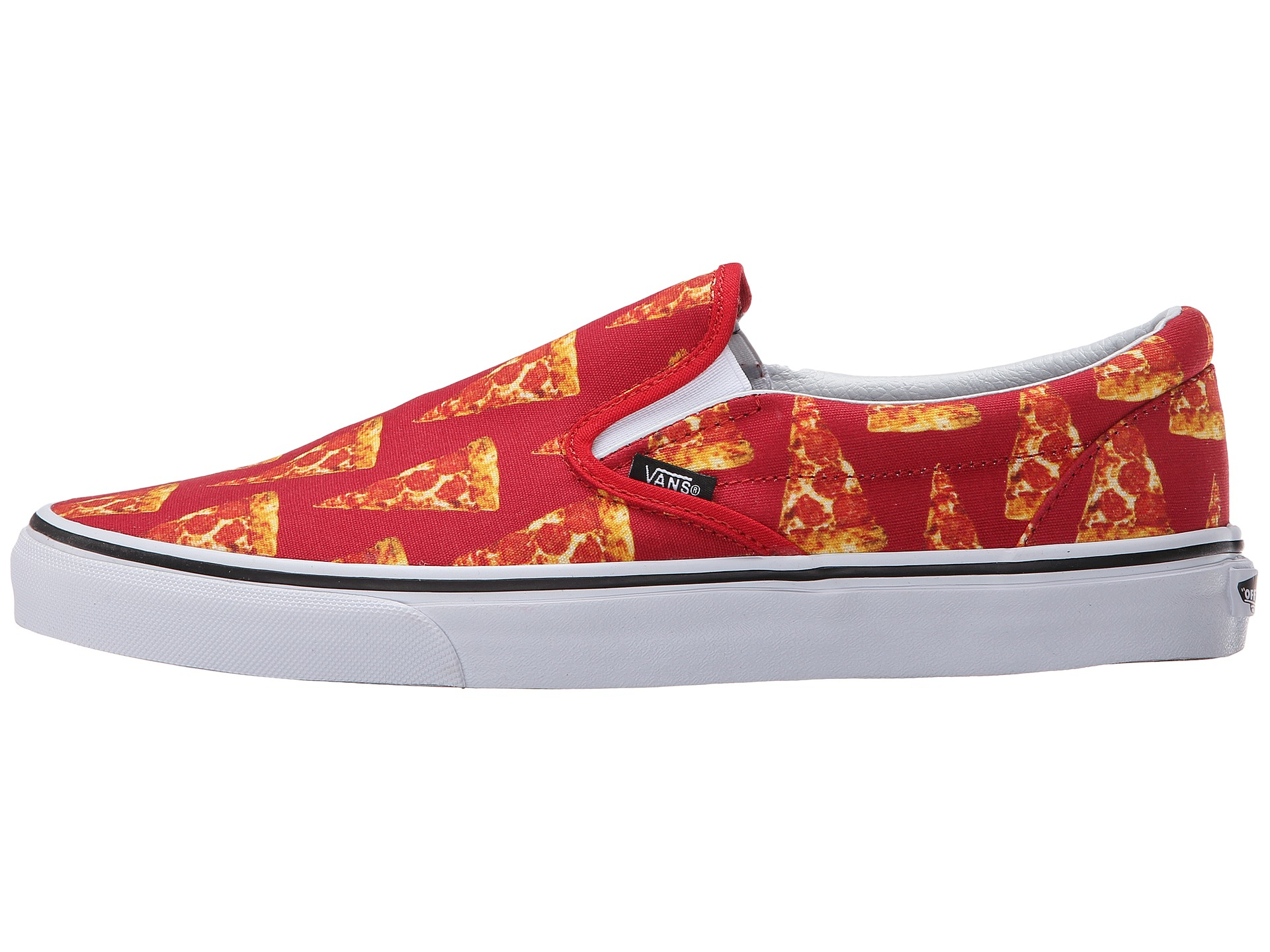 d373fd331be Lyst - Vans Classic Slip-on™ in Red