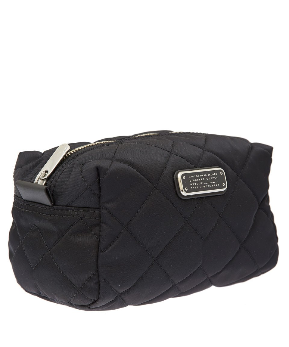 286522252dbb ... marc jacobs quilted nylon large cosmetic case · gallery · lyst ...