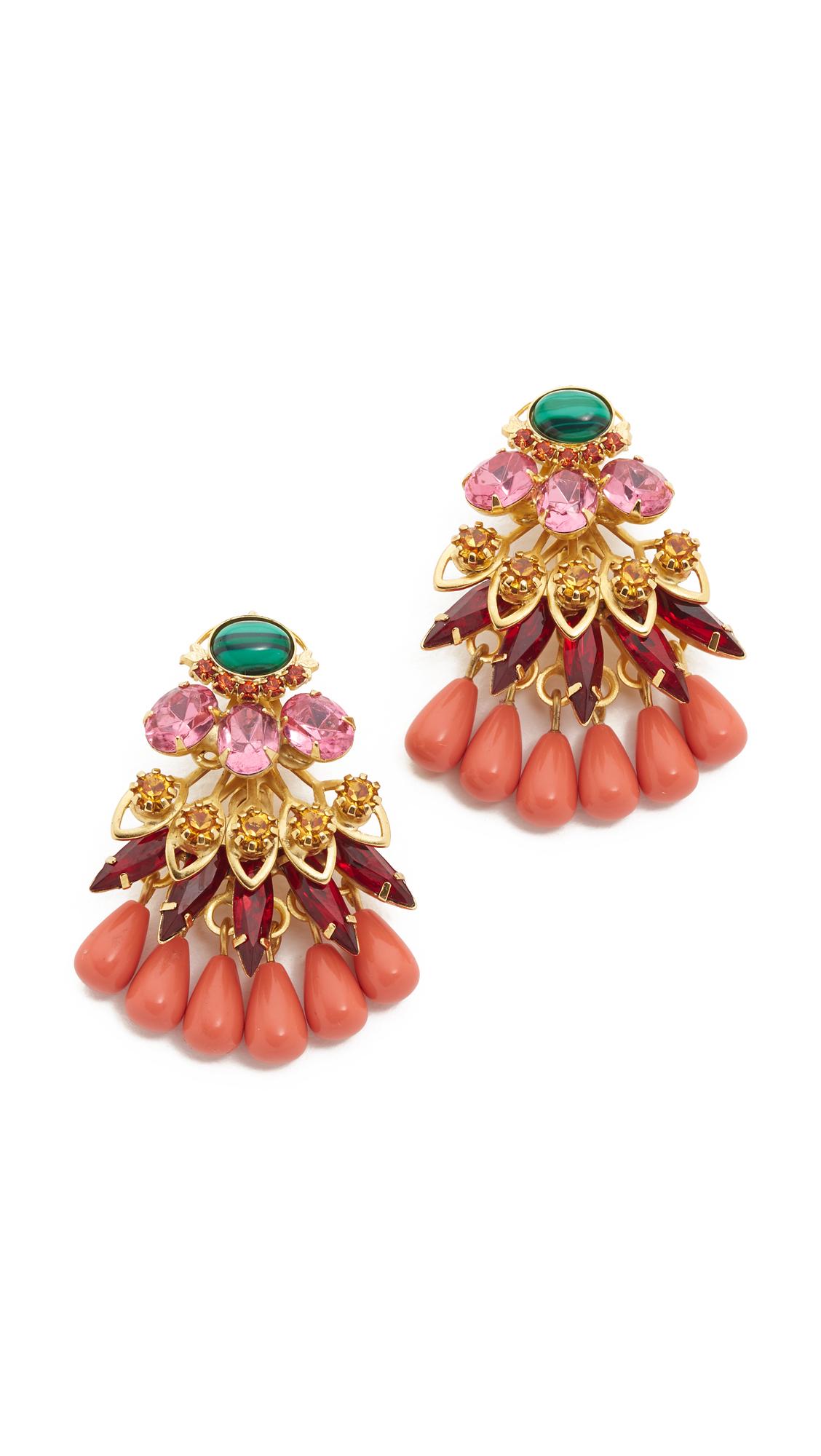 Elizabeth Cole Cashel Earrings zqtcz24fMC