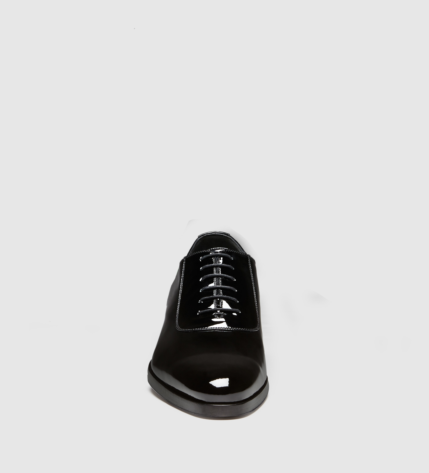 Gucci Patent Leather Lace Ups ZyQ4fp3vB