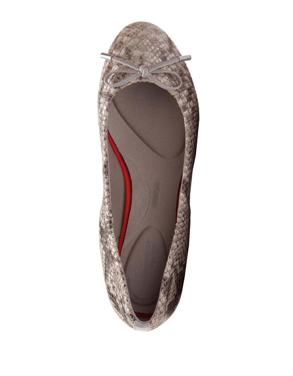 Black Balleria Shoes Rockport