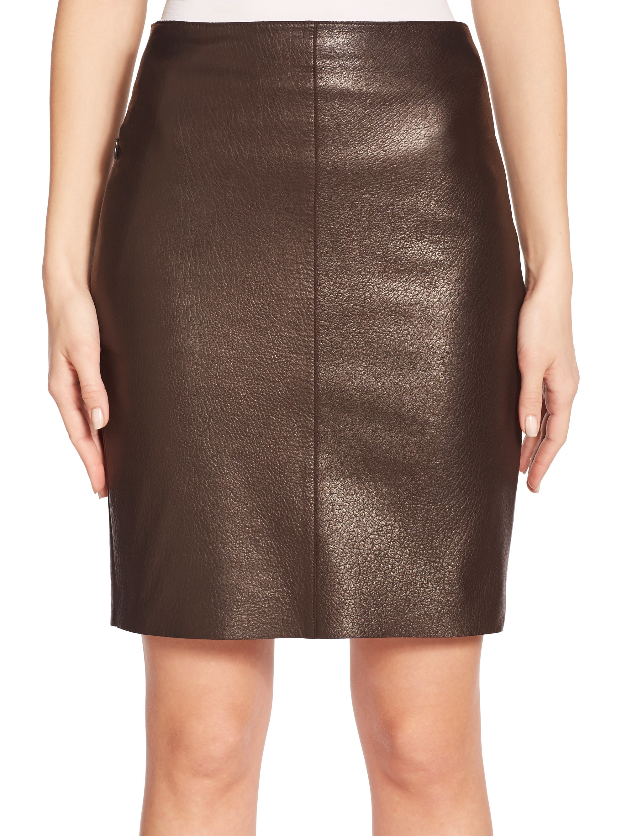 Shop our Collection of Women's Brown Skirts at onelainsex.ml for the Latest Designer Brands & Styles. FREE SHIPPING AVAILABLE! I.N.C. Ponte Pencil Skirt, Created for Macy's BCBGMAXAZRIA Faux-Leather Flounced Skirt.