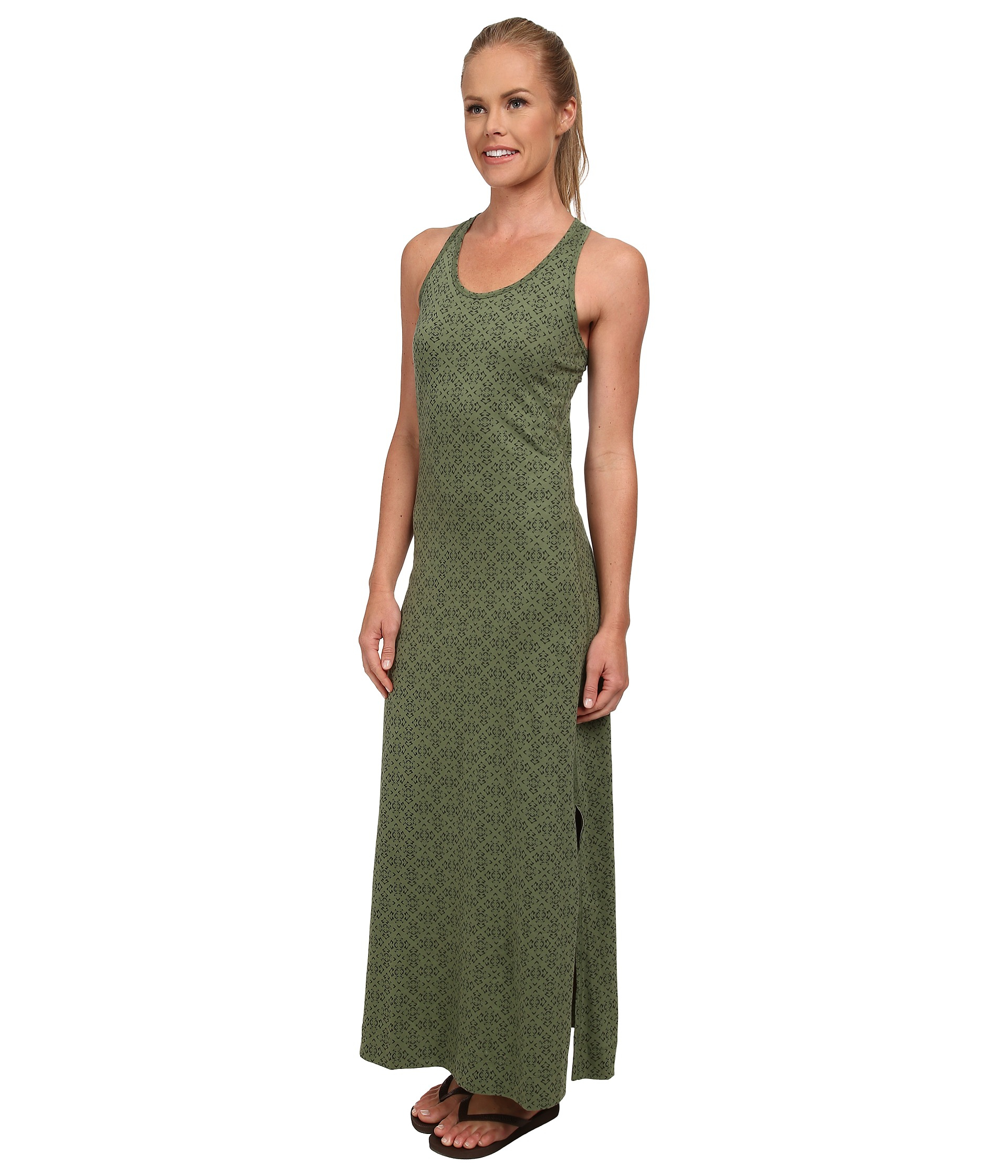 Kamala Keyhole Maxi Dress in Navy Patagonia Clearance Official Free Shipping Original Buy Cheap Finishline High-Quality Cheap hfjcEV