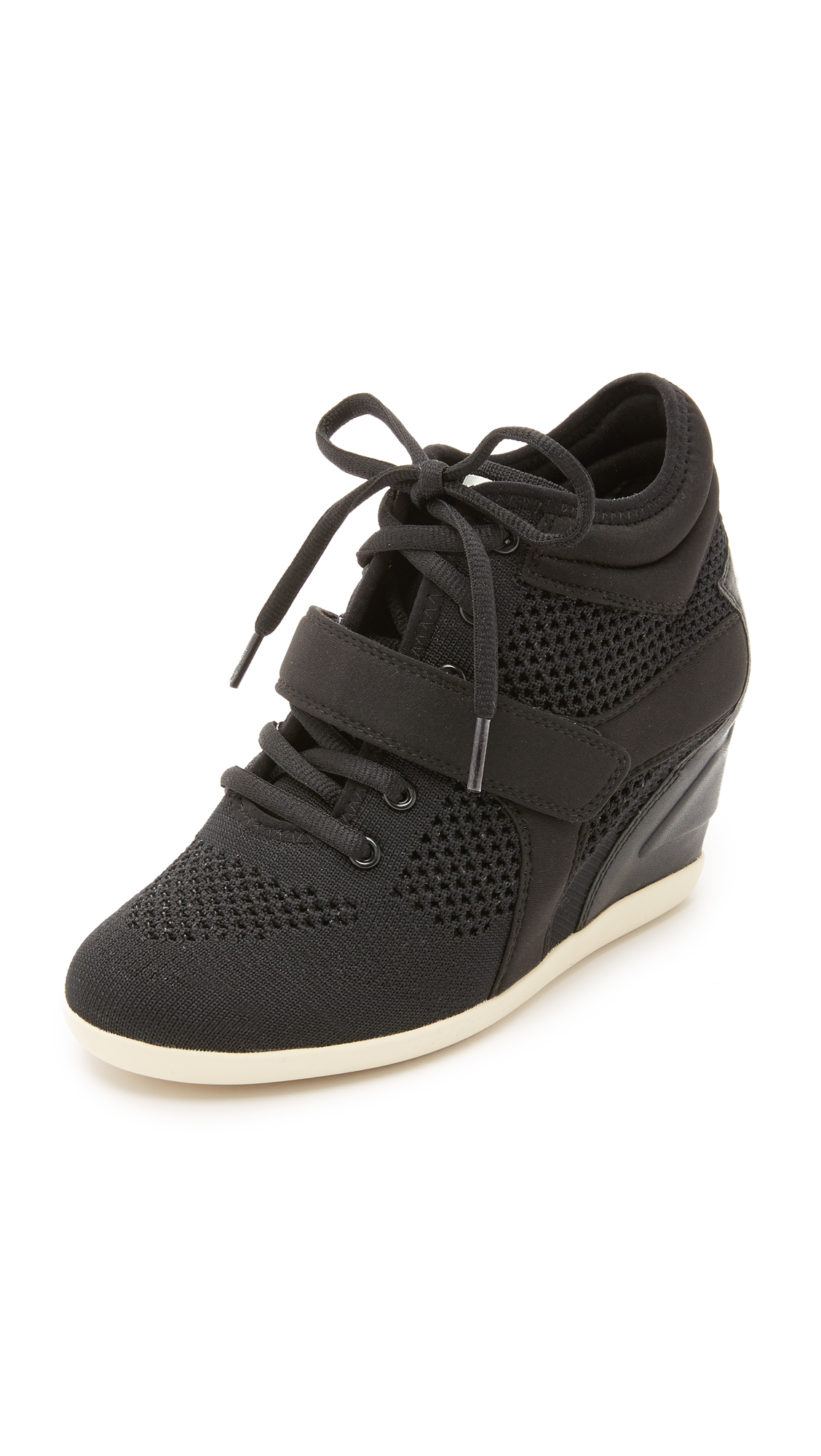 614dbbc027ca Gallery. Previously sold at  Shopbop · Women s Wedge Sneakers Women s Ash  ...