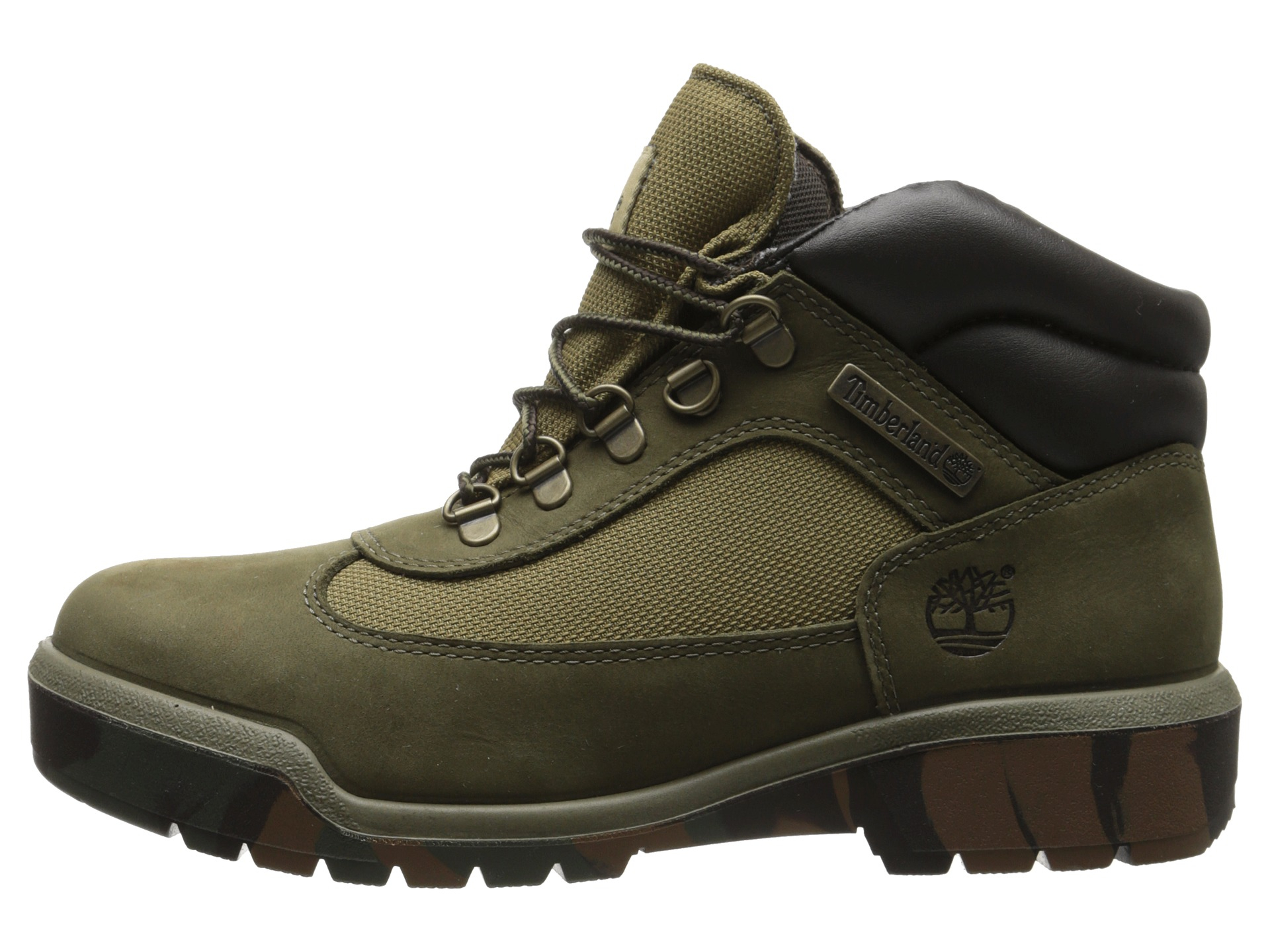 Bekend Lyst - Timberland Field Boot in Green for Men @JF73