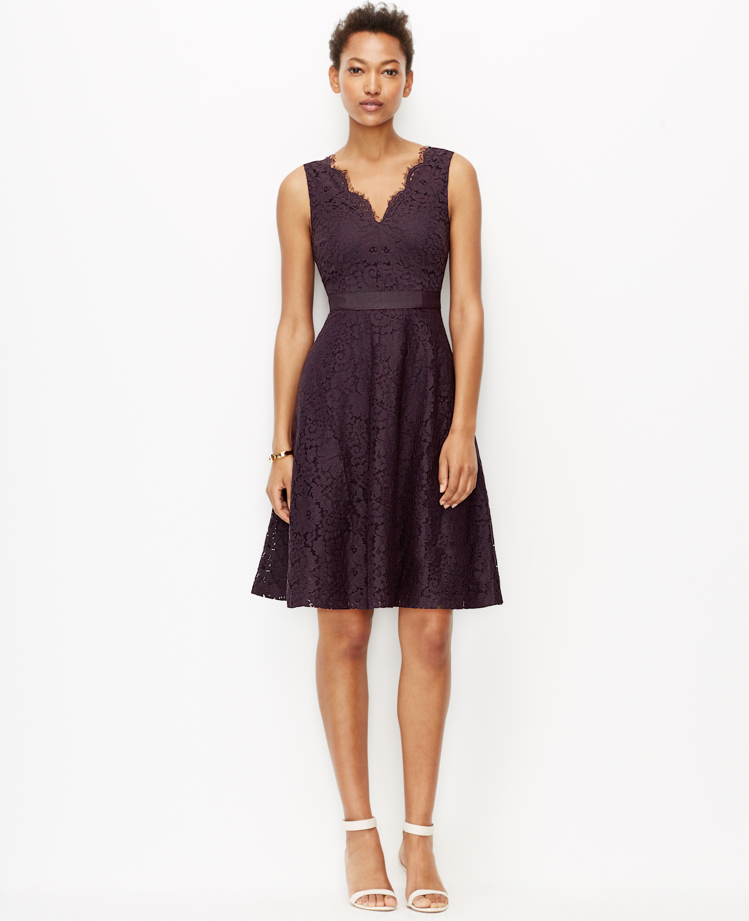 Fashion girls dress - Ann taylor cocktail dress