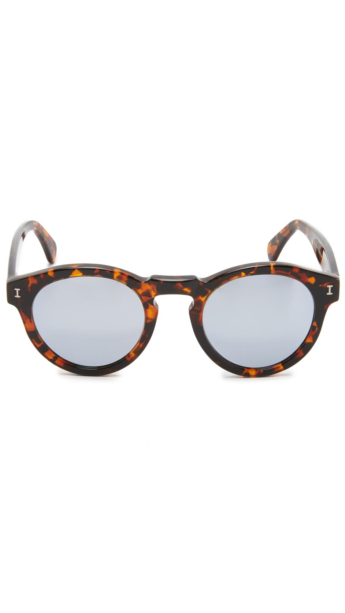 294eaf91d Illesteva Leonard Sunglasses in Brown for Men - Lyst