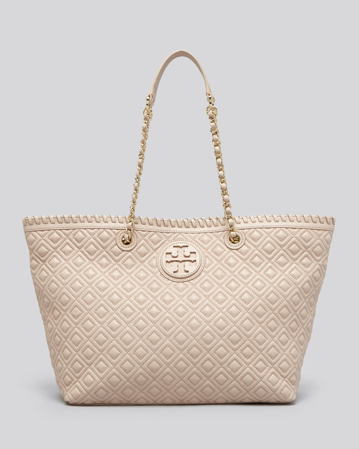 75e074c3dadd Gallery. Previously sold at  Bloomingdale s · Women s Tory Burch Marion  Women s Fuchsia Bags ...