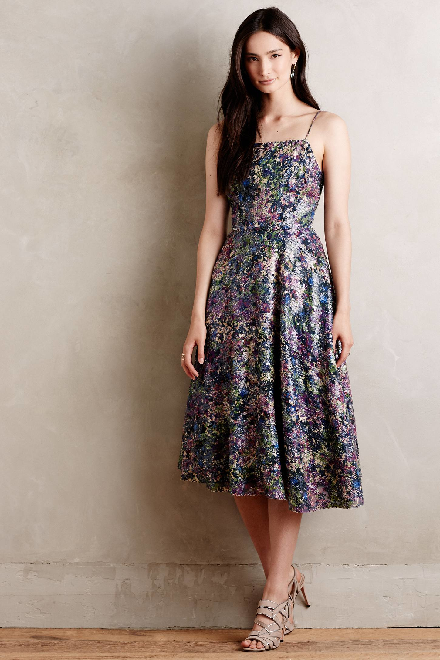 Lyst Tracy Reese Garden Fete Dress