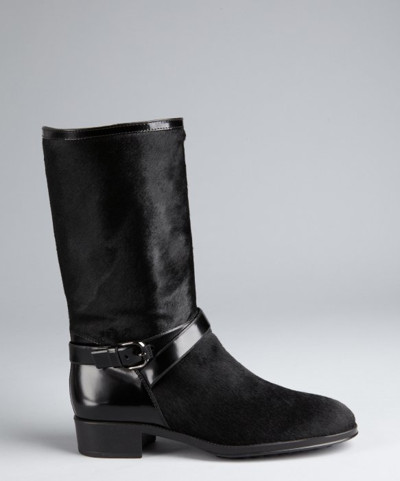 Tod's Suede Mid-Calf Boots buy cheap visa payment clearance pictures sale store PupgBiINNJ