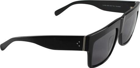 c908f6cf2635 Black Celine Sunglasses Zz Top