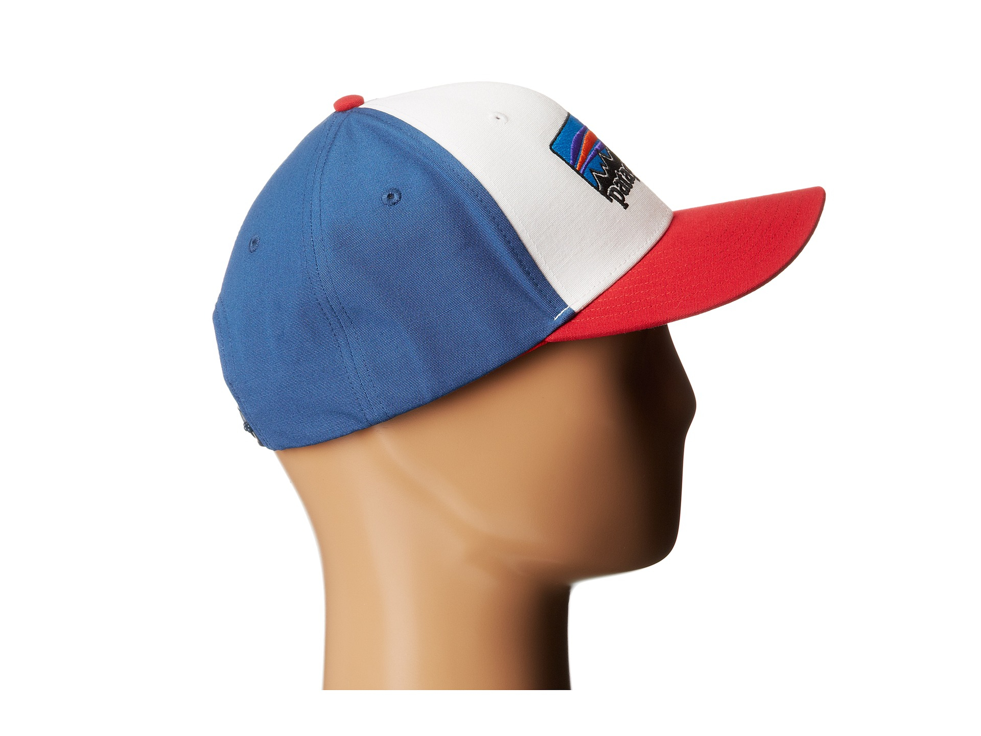 Lyst - Patagonia 73 Logo Roger That Hat in White 1a51293a3b5