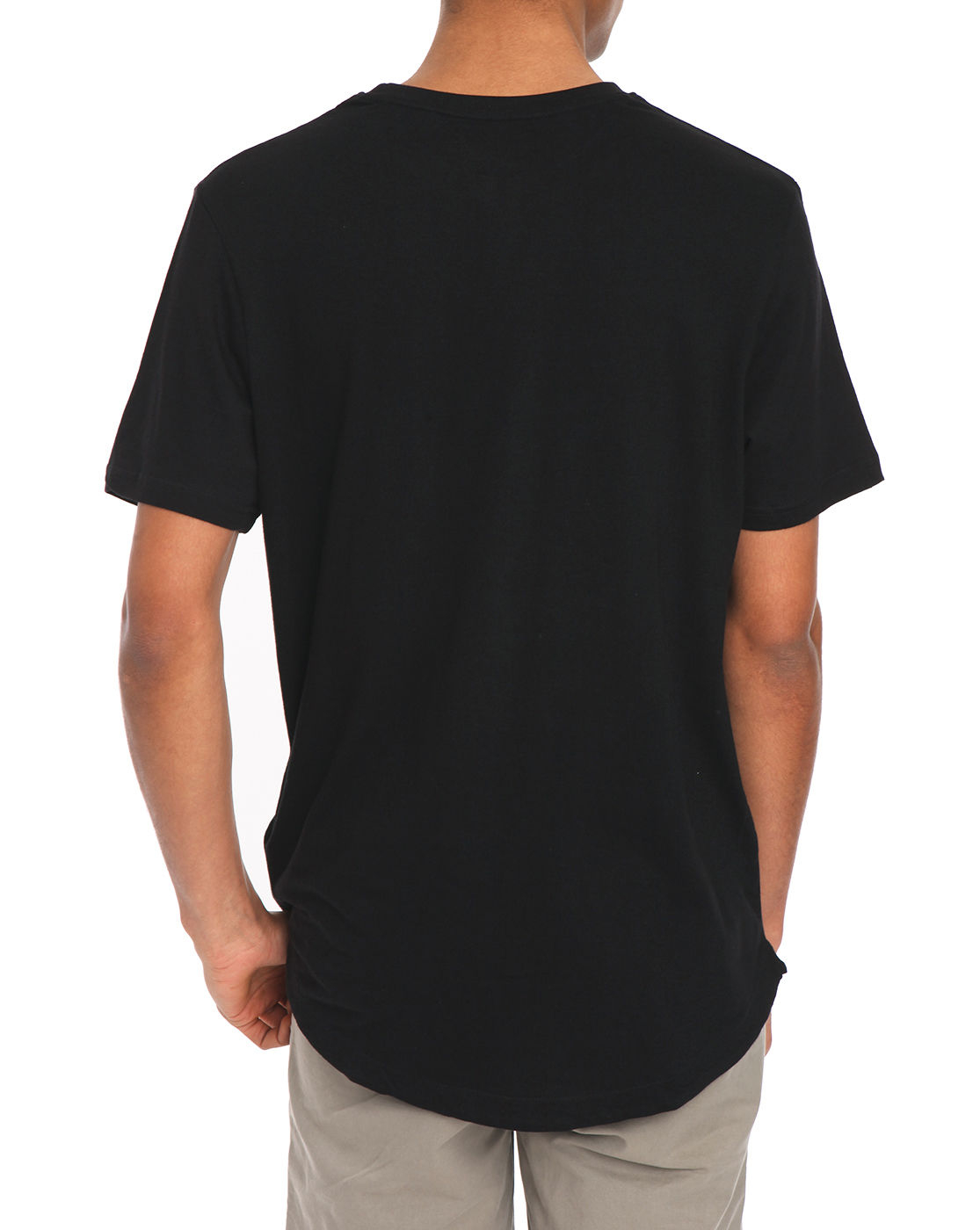 eleven paris bery baseball black t shirt in black for men lyst. Black Bedroom Furniture Sets. Home Design Ideas