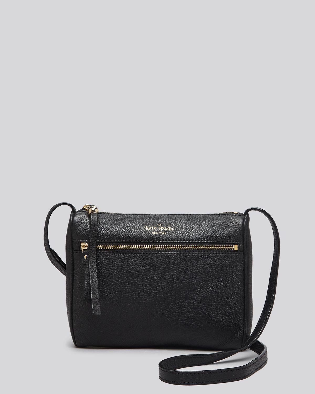 1288e4f2f8076 Lyst - Kate Spade Crossbody - Charles Street Cayli in Black