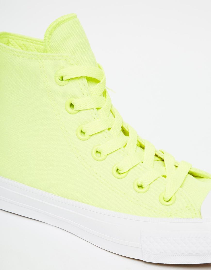 7e01741b51cebc Gallery. Previously sold at  ASOS · Women s Yellow Shoes Women s Converse  Chuck Taylor ...
