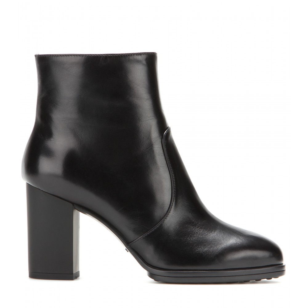 Ankle Boots in Leather Tod's 49p1Jf9K