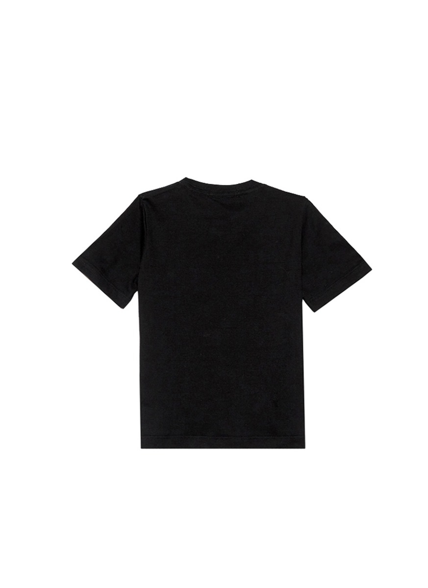 Black Kids T Shirt | Is Shirt
