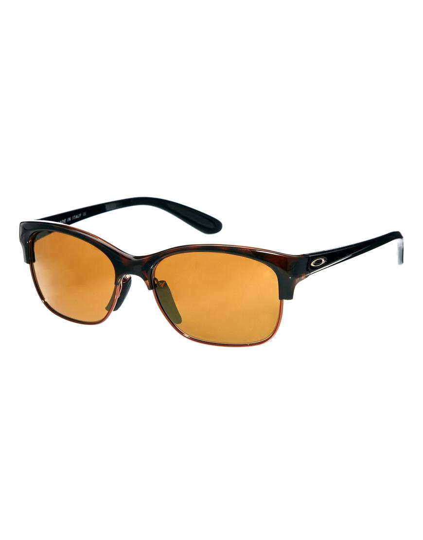 848021b8e7 germany oakley womens rsvp polarized sport sunglasses yellow eefe3 9e9d3