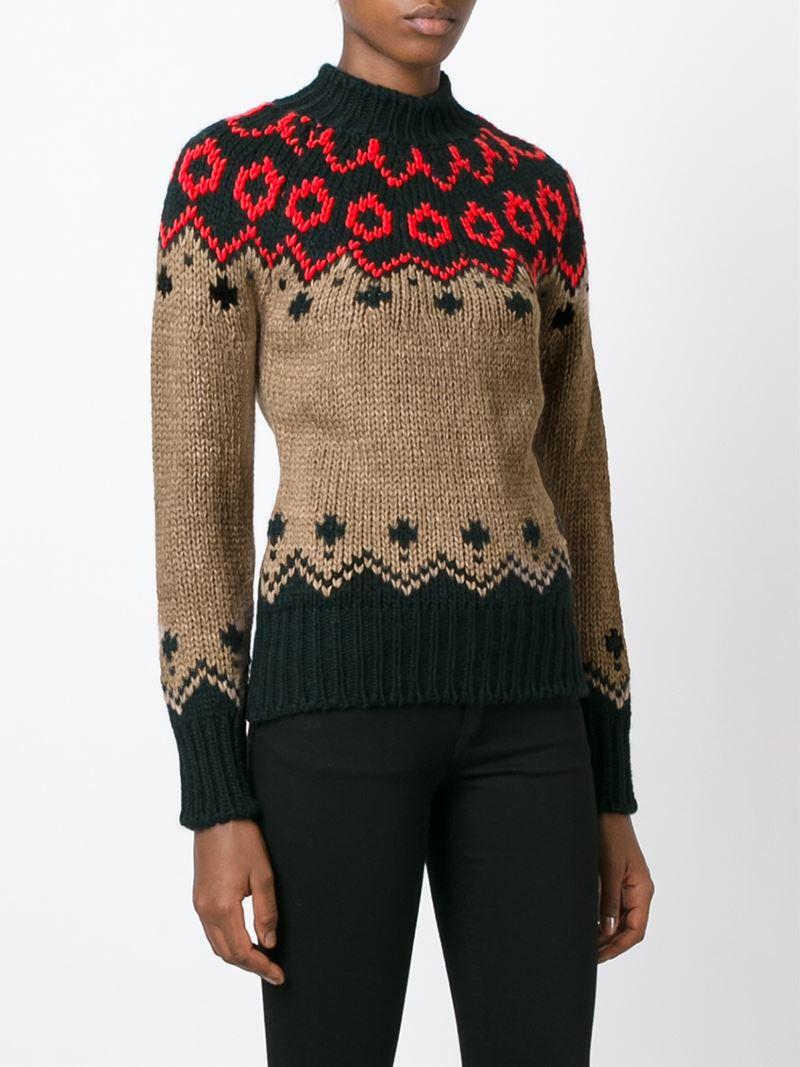 moncler grenoble pullover