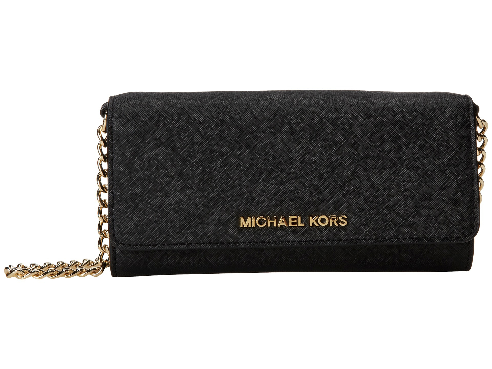 80da26b12d85 Michael Kors Wallet On A Chain. MICHAEL Michael Kors Jet Set Travel ...