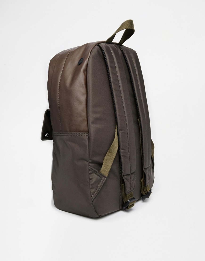 Tommy Hilfiger Backpack In Gray For Men Lyst