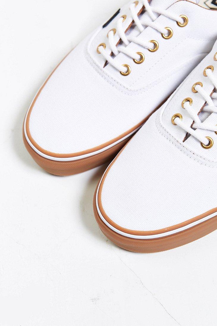 1e3f9cdf93e67f Lyst - Vans California Era 59 Gumsole Sneaker in White for Men