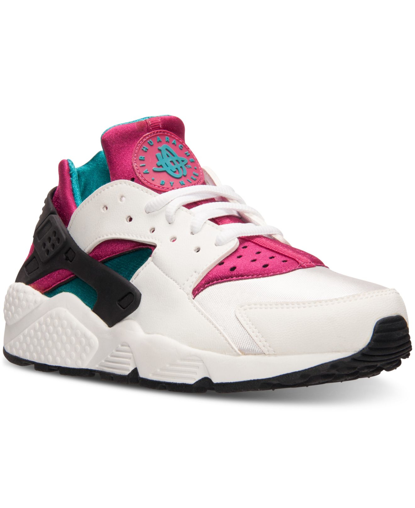 Lyst - Nike Women s Air Huarache Run Running Sneakers From Finish ... 0ef71afa42
