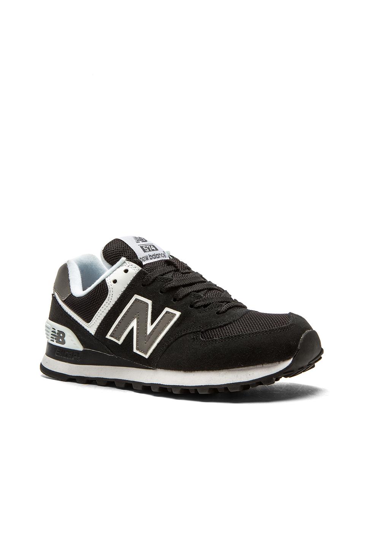 Sneaker 574 Lyst Balance Core Collection New Black In 1KJc3lFT