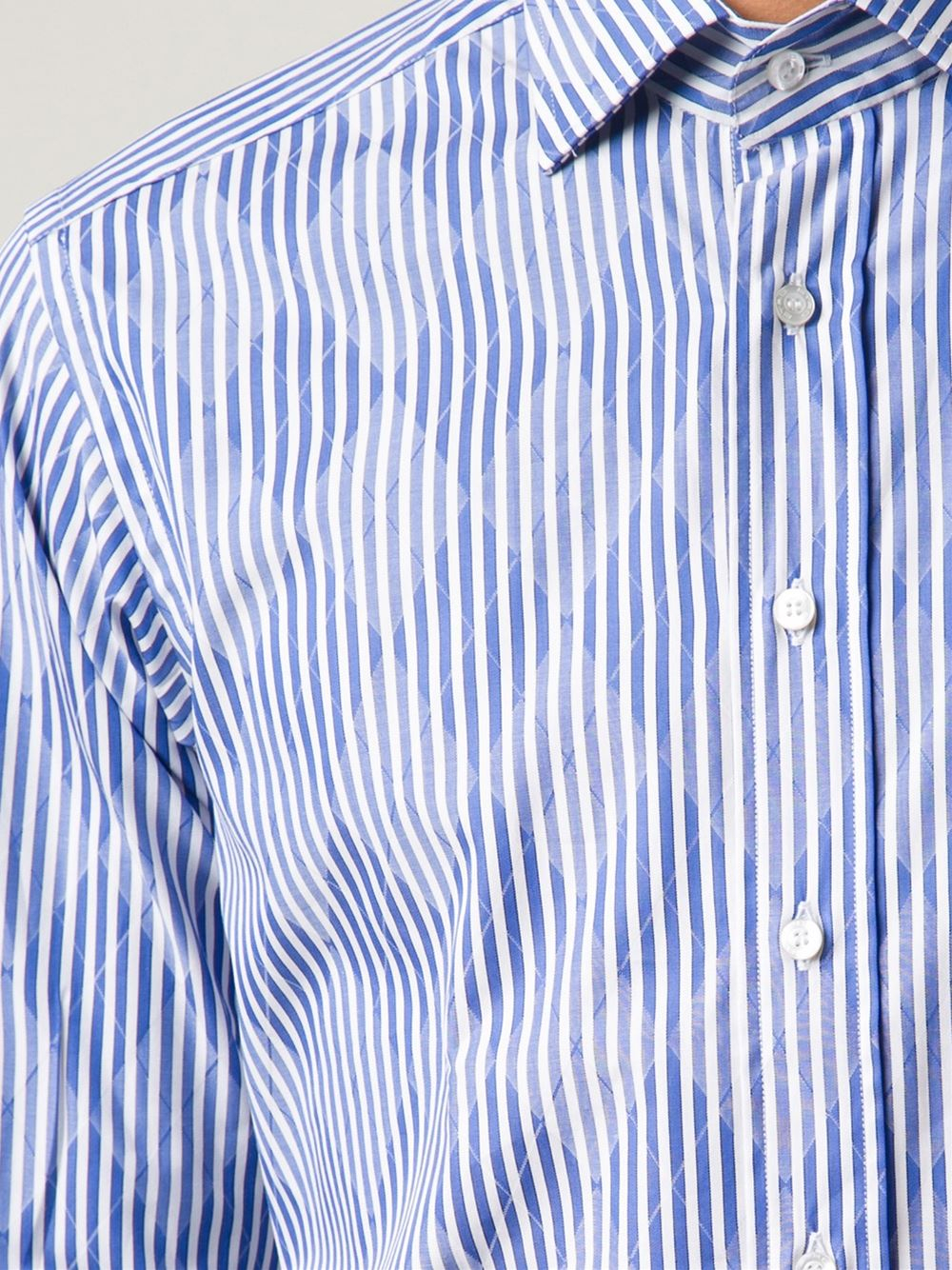 Mens Tailored Shirts