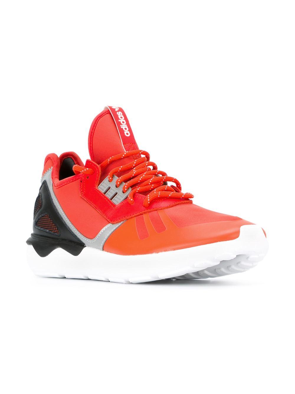 Lyst Adidas Originals Tubular Runner Sneakers In