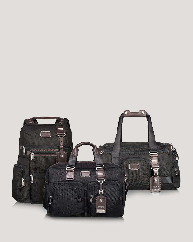 7c1309e6194 Lyst - Tumi Alpha Bravo Maxwell Gym Bag in Black for Men